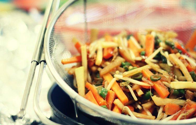 Kuchnia Azjatycka Kulinarna Mieszanka